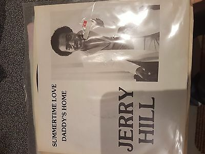 Jerry Hill  - Summertime love - Jeree Records - Soul 45