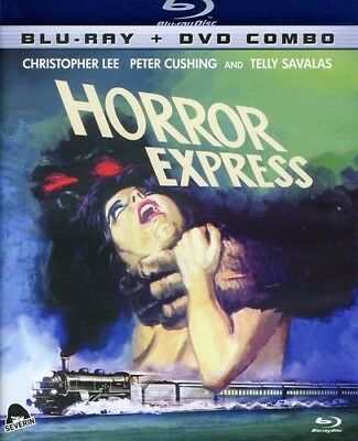 Horror Express [New Blu-ray] With DVD