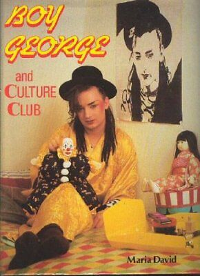 Boy George and Culture Club, David, Maria Hardback Book The Cheap Fast Free Post