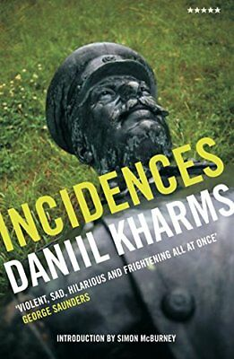 Incidences by Kharms, Daniil Paperback Book The Cheap Fast Free Post