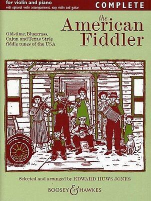 BOOSEY & HAWKES THE AMERICAN FIDDLER - VIOLIN AND PIANO , GUITAR AD LIB. Classic