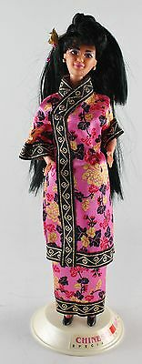 MATTEL 1966  Special Edition Chinese Barbie 12 in Doll