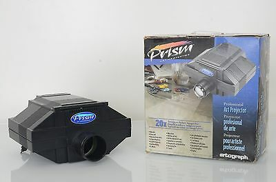Prism Professional Art Projector ArtoGraph 20x Enlarge or Reduce