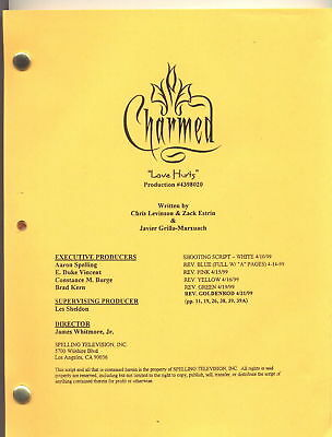 "CHARMED show script ""Love Hurts"""