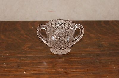 Vintage Two Handled Pineapple Design Toothpick Holder