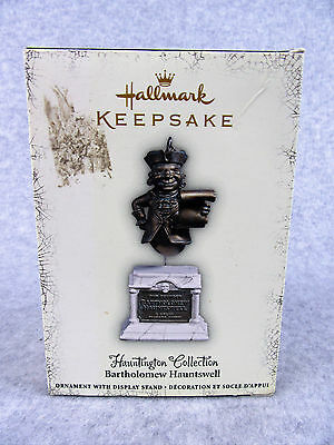 Hallmark Halloween Ornament Bartholomew Hauntswell 2005 Hauntington Collection
