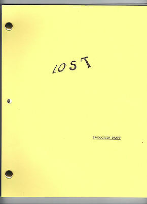 "LOST show script ""Outlaws"""