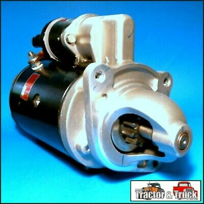 SMT3509 Starter Motor Ford 3000 3600 Tractor & 3910 4000 plus 4600 5000 New