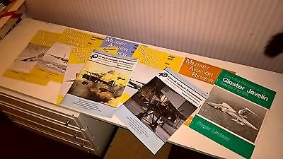 Selection Of Aircraft Magazines Various