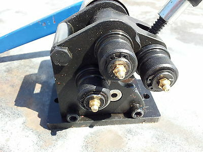 Gear Driven Metal Planetary Ring Roller