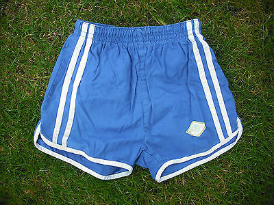 Boys vintage oldschool CHAMPION Active Sports Windsurfer Blue shorts 5-7 yrs Lad