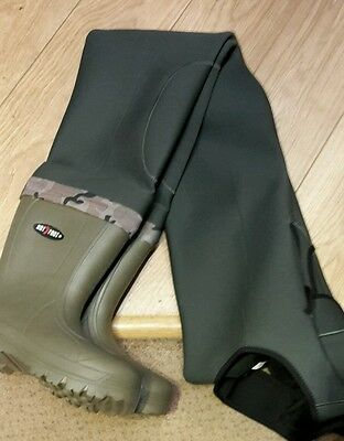 Sundridge hot foot waders