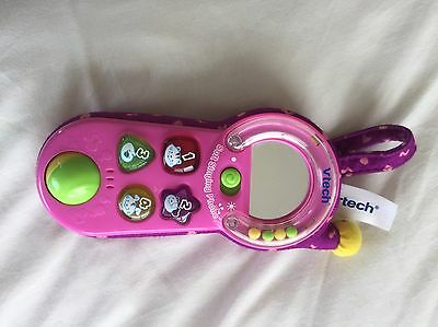 VTech Baby Tiny Touch Phone Toy Interactive toy mobile melodies light-up learn