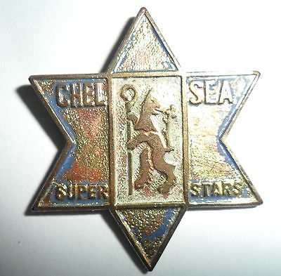 Old  Chelsea  Football  Club  Non  Enamel  Badge