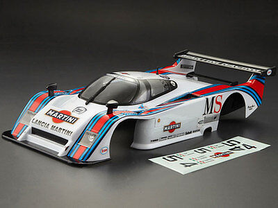 Killer Body Lancia LC2 Rally 1/12 -Racing Ready to Use #KB48395