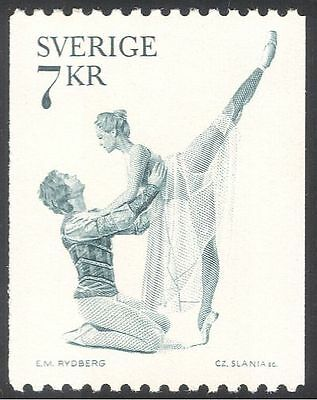 Sweden 1975 Ballet Dancers/Dance/Dancing/Music/Arts/Entertainment 1v (n43626)