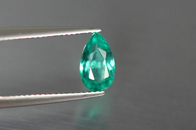 1.610 Ct 100% Natural! Excellent Cut Rare Superb Blue Apatite ~Rare To Find~!!!