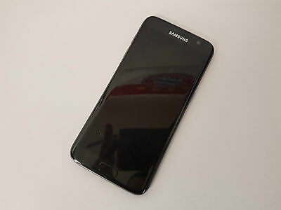 Original Samsung Galaxy S7 EDGE SM-G935F LCD Display Touch Screen Glas Schwarz