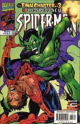 The Spectacular Spider-Man 262, 263 (Marvel VO) (bags)