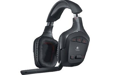 LOGITECH G930 Wireless Gaming Headset (for PC & PS4) **NEW + WARRANTY**