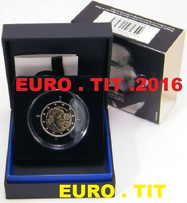 BE 2  EURO  FRANCE   COMMEMORATIVE  2016    10  000  EXEMPLAIRES   Disponible