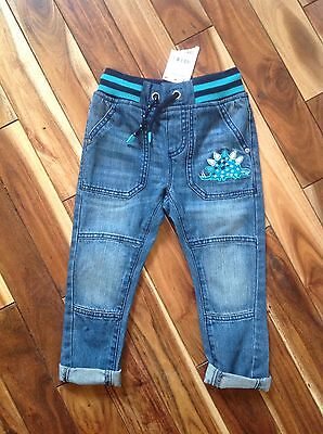 Next Baby Boys 18-24month Soft Waisted Jeans (BNWT)