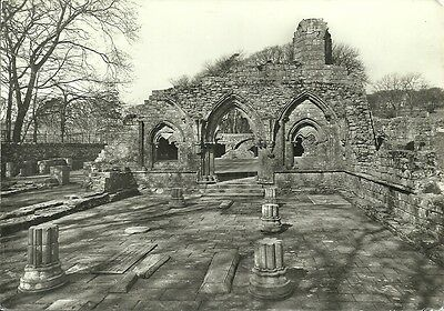 Chapter House, Ruins Of Dundrennan Abbey, Kirkcudbrightshire, Scotland.