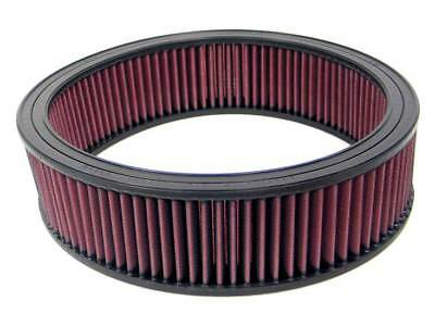 E-1065 K&N Replacement Air Filter GM CARS & TRUCKS V6,V8 1981-95 (KN Round Repla
