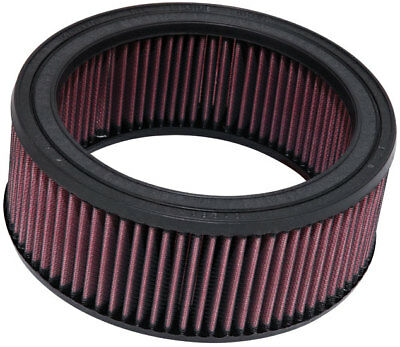 E-1040 K&N Replacement Air Filter FORD TRUCKS; 1963-86 (KN Round Replacement Fil