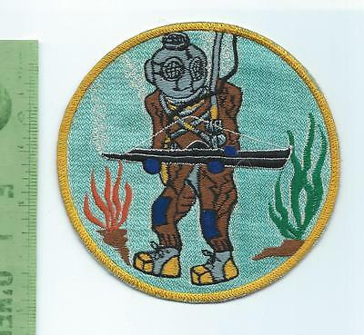 US Navy USN  USS Coucal ASR 8  Submarine Rescue Ship patch