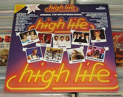 High Life - LP (VG+) Various 1982/83 - Depeche Mode,Soft Cell,Roxy Music,Yazoo