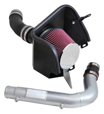 63-1570 K&N Performance Air Intake Kit  - JEEP CHEROKEE 3.0 TURBO DIESEL 14-15