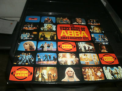 Abba - Abba's Greatest Hits 2 Vinyl Lp Records Set.gatefold Sleeve.musik Laden