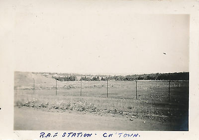 1940s WWII RAF Station CA Town Canada Photo #23