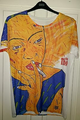 THE THE - Soul Mining. T-Shirt. Size Small. Worn Once. Mint.