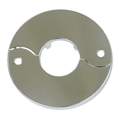 """3/4"""" Iron Pipe Flange, Chrome Plated Floor And Ceiling Split Flange Lasco"""