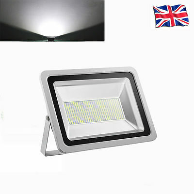 LED Floodlight 300W High Power SMD Cool White Outdoor Security Flood Light IP65