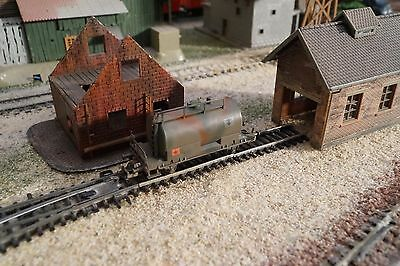 Rocal, Wwii Military Tank Wagon, Scale Tt