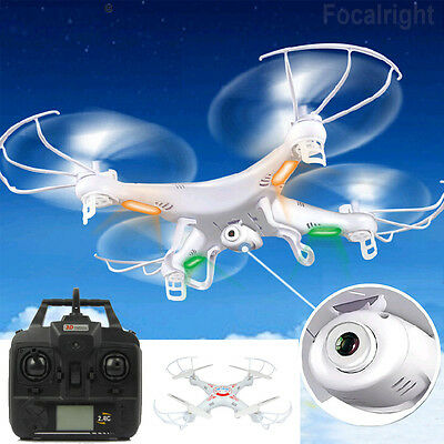 X5C-1 2.4Ghz 6-Axis Drone RC Quadcopter aircraft Gyro with HD Camera A#05