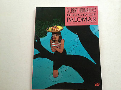Gilbert Hernandez  Vol.8 of the Complete Love & Rockets 1989  Adults Only PB VGC