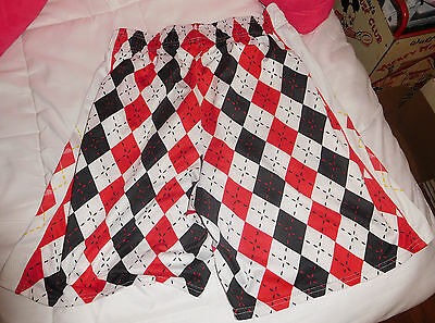lacrosse shorts used good cond. Flow Society youth L red black white poly