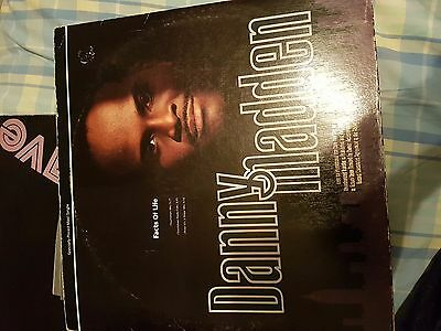 """Danny Madden - Facts of life - Giant Records  - 12"""""""
