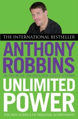 Unlimited Power: The New Science of Personal Achievement (Paperba. 9780743409391