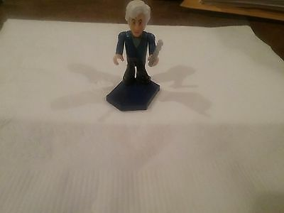 DOCTOR WHO MICRO FIGURES THE 3rd  DOCTOR, JOHN PERTWEE