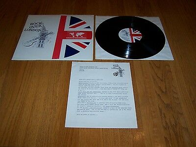 "Rock Over London Radio Show Rl 240 Roger Daltrey ""love Me Like You Do""  The Who"