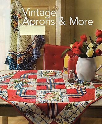 Vintage Aprons & More Quilt Pattern Pieced SH