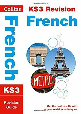 KS3 French Revision Guide (Collins KS3 Revision) by Collins KS3 Book The Cheap