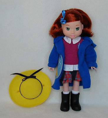 """Madeline 7 1/2"""" - 8"""" Doll with School Outfit"""