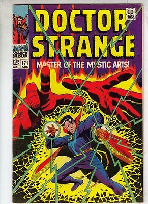 Doctor Strange 171 strict NM- 9.2 1968    Master of the Mystic Arts!