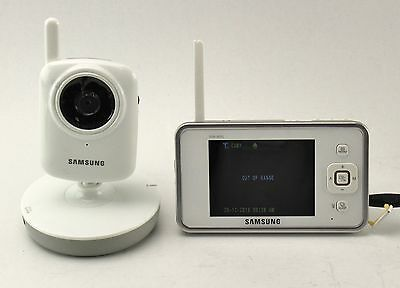 SAMSUNG SEW-3035 Color Wireless Baby Video Monitor